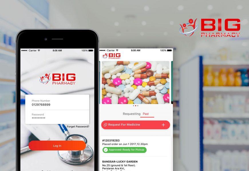 Big Pharmacy E-Commerce App