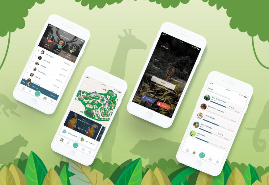 Malaysia Zoo Negara Theme Park App