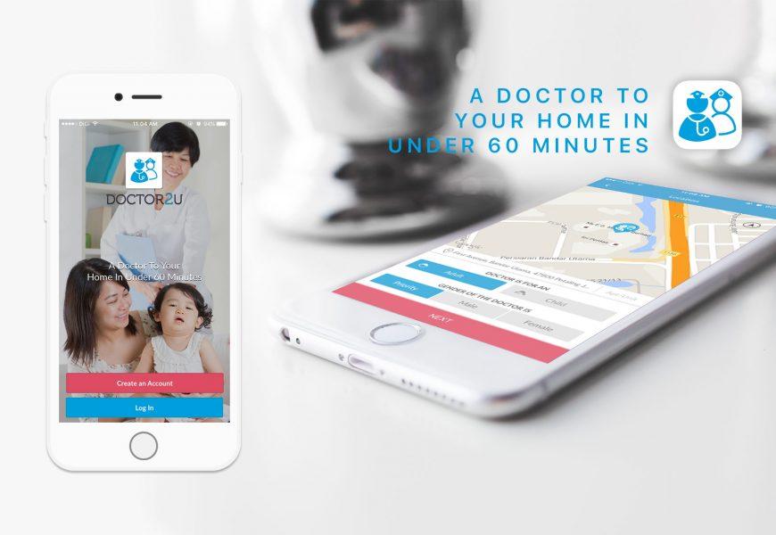 Doctor2U O2O App