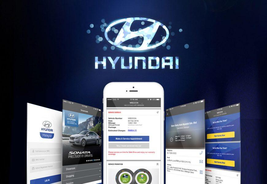 Hyundai Customer Booking App